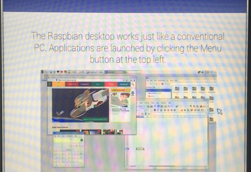 raspberry pi3 install